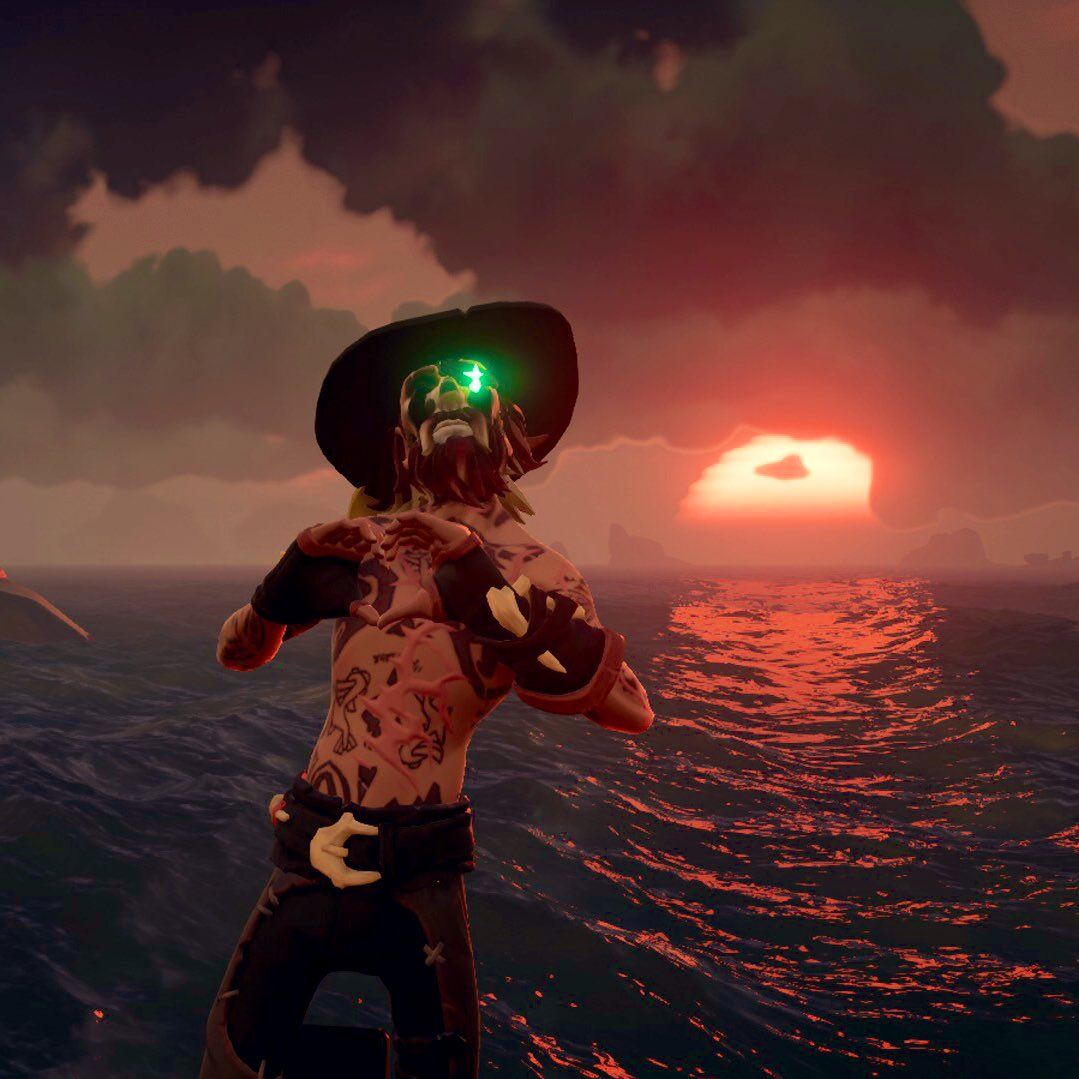 I still can't believe everything I've accomplished so far. Almost collected 1/3 of screenshots with people who have immortalizations in the game,kicked butt on stream with @SayHeyRocco and made so many friends in this great community #SeaOfThieves #BeMorePirate @SeaOfThieves