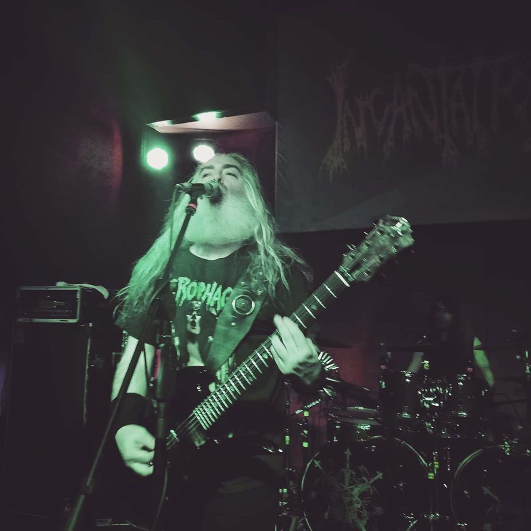 Weekend madness in Aguascalientes   Credit: arqrivera on Instagram #incantation #deathmetal #relapserecords<br>http://pic.twitter.com/Ixk15Q7uNV