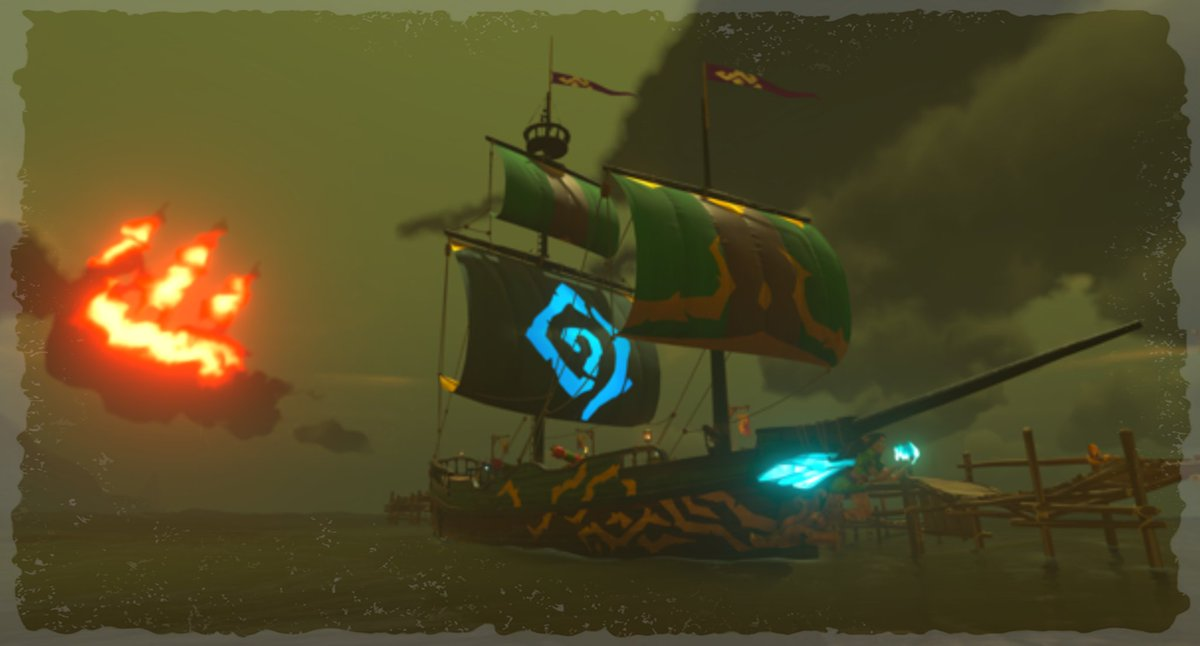 Ranking my way through to pirate legend on @Xbox Project xCloud with my new Collector's Elemental Power ship bundle #bemorepirate ☠️ @xboxuk @RareLtd @SeaOfThieves