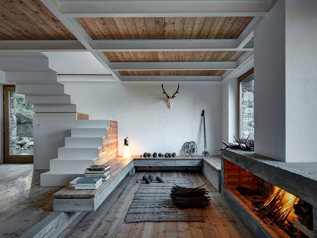Dom z natury | Casa VI by Alfredo Vanotti >>>   #archilovers #home