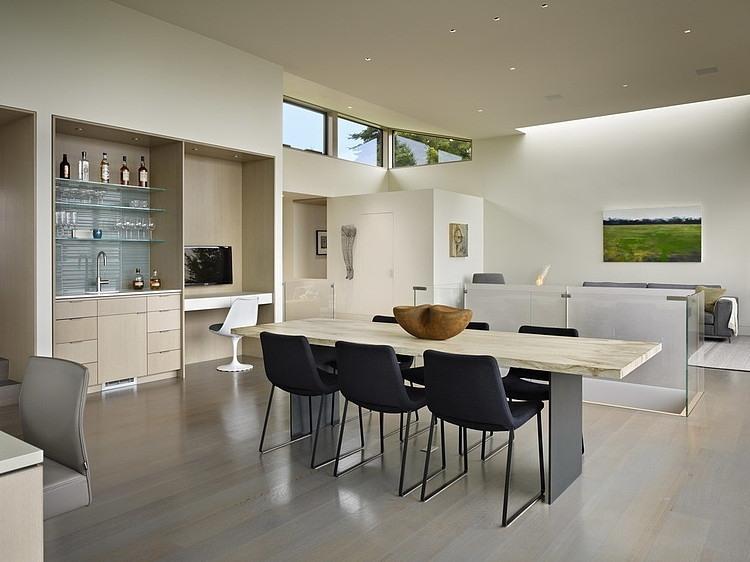 Hillside Modern by DeForest Architects    #decor #interiordesign #architecture #home