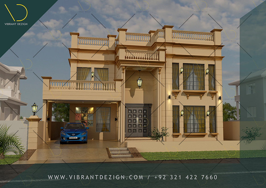 Get in touch with us   +92 321 422 7660  vibrantdezign@outlook.com  #vibrantdezign #realestate #property #residentail #design #architects #architect #architecture #construction #buildings #building #renovation #interiordesign #house #home #plan #elevation #naqsha #dha #dhalahore