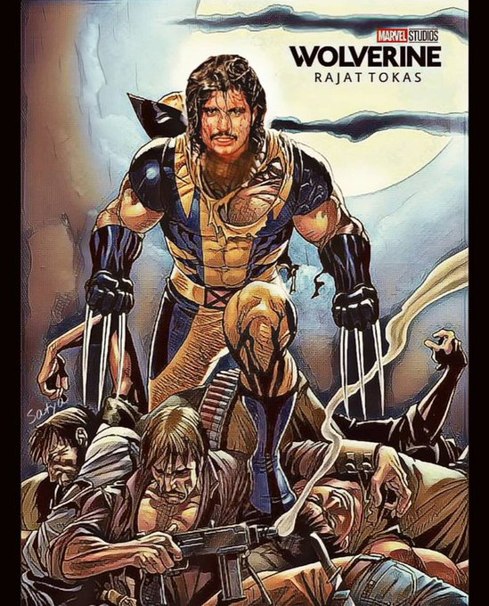 RAJAT TOKAS FOR WOLVERINE  Kindly request Marvel to consider hardworking, sincere and most talented actor @RajjatTokas  for Wolverine on huge demand #RajatTokasForWolverine  @Kevfeige  @MarvelStudios pic.twitter.com/aehtjNr6Pb