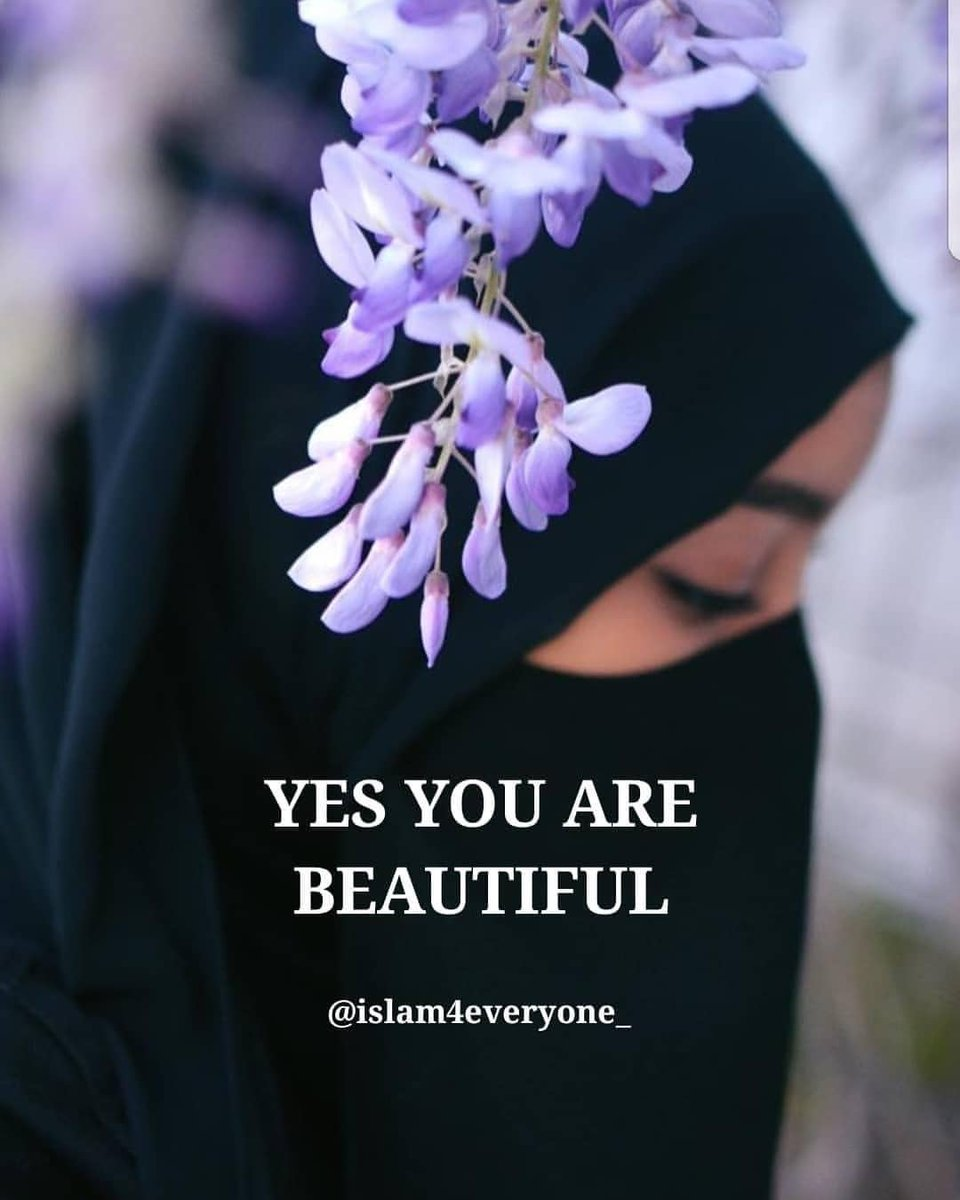 """The Muslim Women is Clothed in strength & Dignity. She Trust in Allah & Smiles  without fear of the future.""<br>http://pic.twitter.com/y7guDdOGGl"