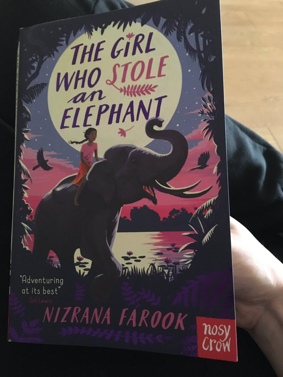 If you're looking for a class read The Girl Who Stole an Elephant is a great story! I'm reading it before I read it to my Y4s!! #classread #reading