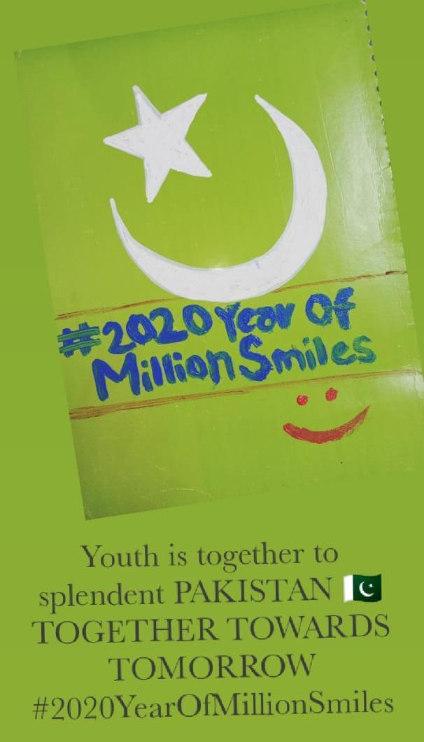Pakistan Largest Youth initiative  #MSYCByMillionSmiles<br>http://pic.twitter.com/K9l5odK6Cr
