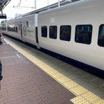 Image for the Tweet beginning: 福岡での真面目な会議が終わり、長崎に帰ります。