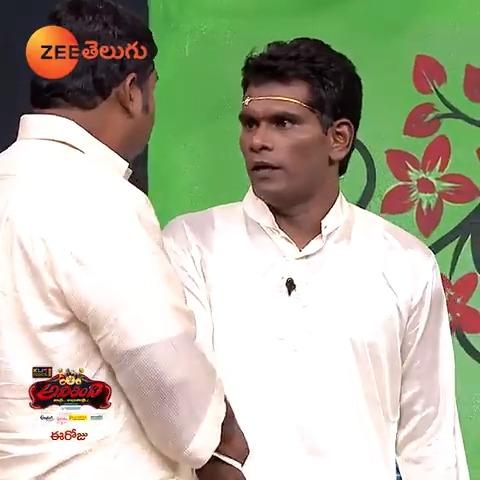 Watch the ultra-new comedy show #Adhirindi, Episode 5,Today at 9 PM on #ZeeTelugu #NavvulaNights