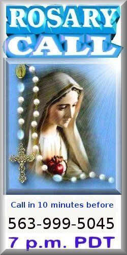 Great way to pray together. Call in each night for ROSARY CONFERENCE CALL with Tom Gilbrough 10-15 minutes before 10pm EST, 9 CST http://rosarycc.org#JMJ #SSPX #FSSP #Catholic #Christmas #SundayMorning     #AdmitSedeVacante