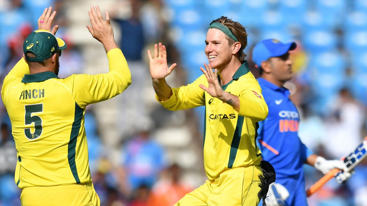 Am I the only one who thinks that Cantwell and Aussie leg spinner Adam zampa both look similar😂👀 Ohh yeah jersey also pretty much matches🙈 #Cantwell #Zampa