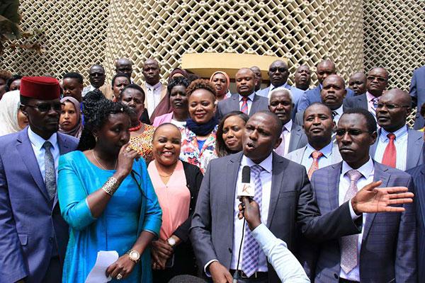 KAGWANJA: Paradise Lost: Can Uhuru's reforms defeat rebellion in Mt Kenya? http://bit.ly/2RA6nL8pic.twitter.com/bovWVIfzjl