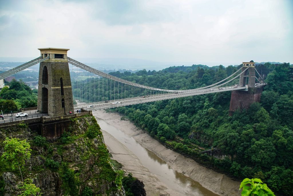 Adventure need not be travelled for: it could be closer than you think!  An example is the extensive Trad climbing found in Avon Gorge, #Bristol.   There are also footpaths and trails to be found in most towns!  #guidebase #climbing #walking #avon #clifton #suspensionbridge