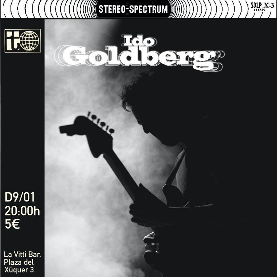 #Planasoho de HOY : El músico israelita-americano Ido Goldberg desempolvará su guitarra acústica para vosotros en un viaje a través del folk, el bluegrass, el blues y el country, a partir de las 20h en @lavittibar #MusicaEnDirecto #Blues #Folk #FelizDomingopic.twitter.com/1ndoVHPAgr