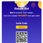 Image for the Tweet beginning: RebateBid doesn't encourage cheating or