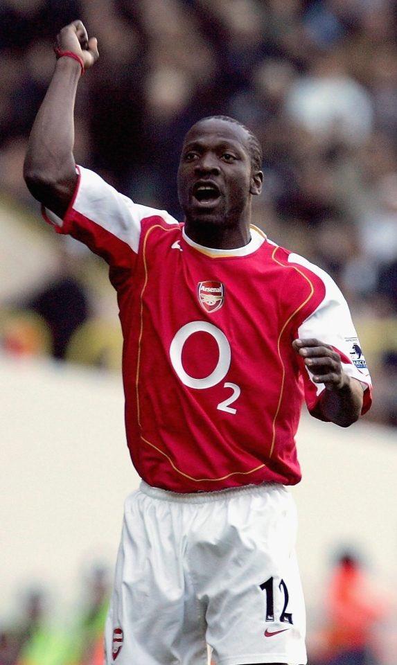 Happy Birthday to Arsenal legend Lauren!