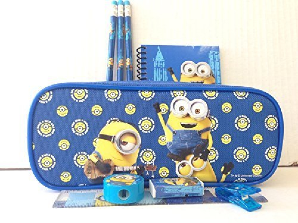 Like and Tweet if you want this It's Good to Be a Minions Stationery Set with Pencil Case/pouch/holder-blue #gift #gifts #giftboxes #gifted #gadget #gadgetshop #gadgetstore #actioncityonline #onlinestore #onlinestores #actionfigure #actionfigurecollectionpic.twitter.com/Gz2vzUX6JO