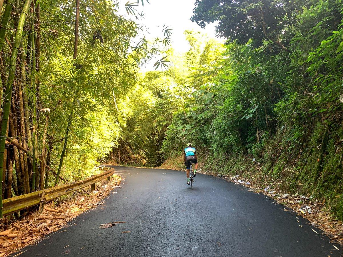 El ciclismo, además de los beneficios de salud, contribuye a disminuir la contaminación del aire. Es una actividad respetuosa con el medio ambiente. Cada vez que pedalees recuerda que estás cuidando el aire que respiramos todos.pic.twitter.com/YRRRwrumYl