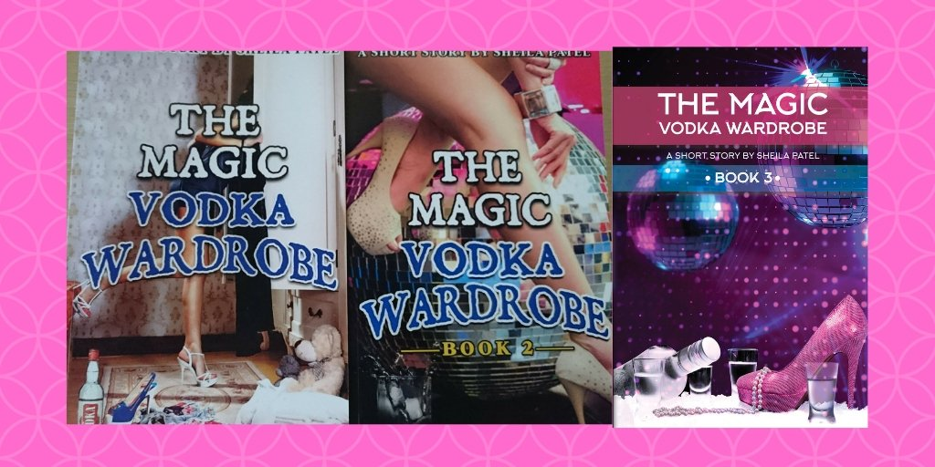 For fans of #StarWars #MetalMusic #RoyalScandal #Indianweddings #Yorkshire #Temple #Diwali #snowday   Lots of #free offers on today, check them out    http:// mybook.to/magicvodka1       http:// mybook.to/magicvodka3     <br>http://pic.twitter.com/X0ts4QfXwD