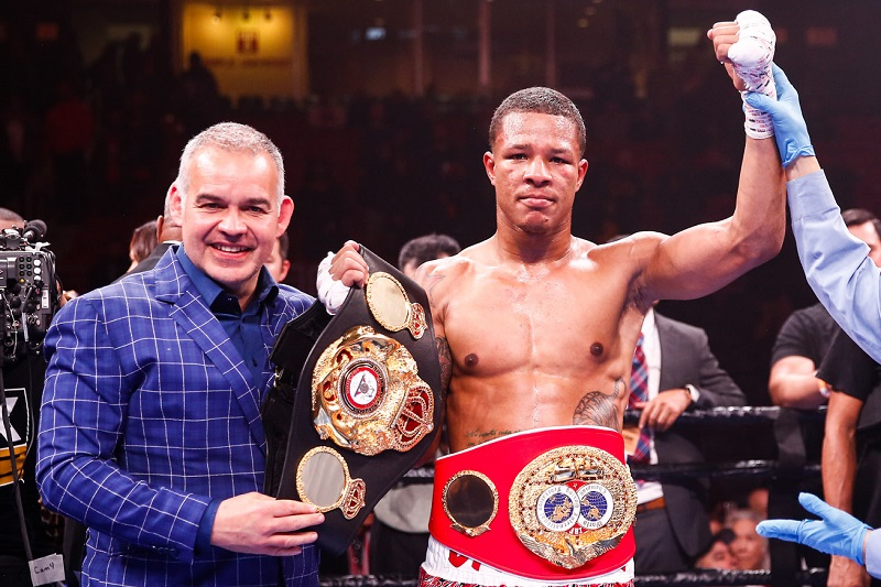 Jeison Rosario shocks Julian Williams for 154 crown, Chris Colbert wins https://www.worldboxingnews.net/2020/01/19/jeison-rosario-chris-colbert-win/amp … #boxing