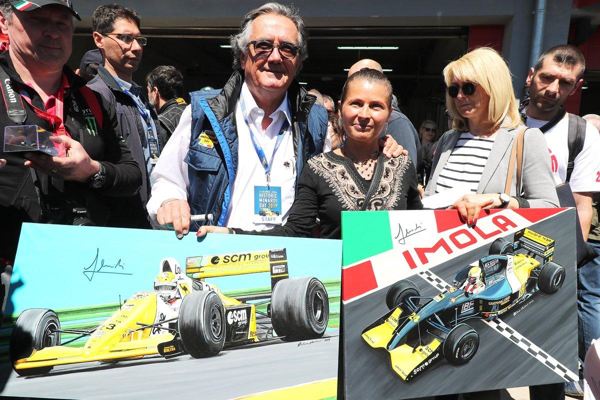 """#F1 #Season2020 Gian Carlo MINARDI """"Anno di transizione, ma mercato interessante per le seconde guide"""" http://www.minardi.it/f1-gian-carlo-minardi-anno-di-transizione-ma-mercato-interessante-per-le-seconde-guide/…"""