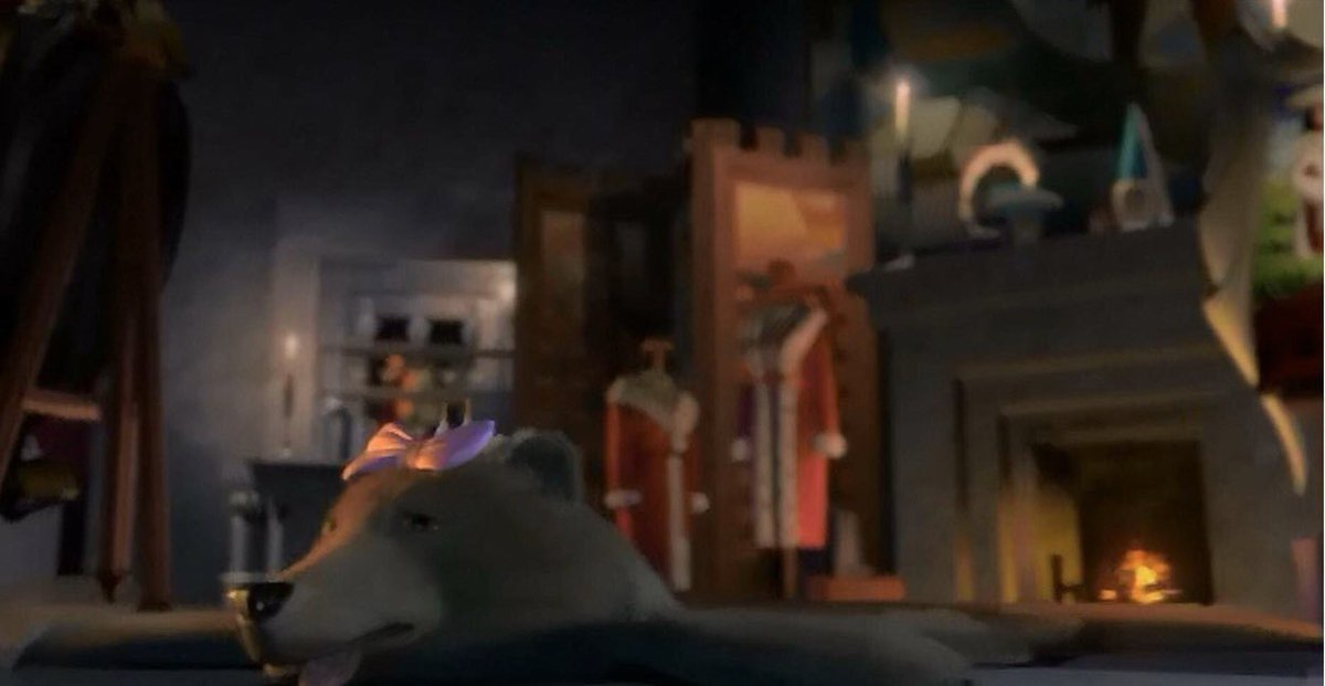 Hidden Easter Eggs On Twitter In Shrek 2001 The Bear Family Was First Seen Being Sold With Donkey Later It Shows Papa And Son Bear Sad At The Swamp This Is Because