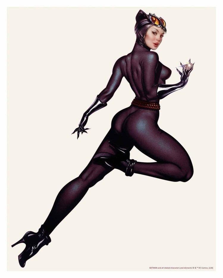 AWESOME COMIC ART   Art by: @johnkeaveneyart  Follow us @7ATE9COMICS  Like the art? Why not tag a friend and leave a comment below #7ate9comics #comicbookart #dccomics#comicart #comics #comicbooks #harleyquinn#catwoman #batwoman #wonderwomanpic.twitter.com/2OQcoAzNsi
