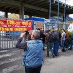 Image for the Tweet beginning: Termini Imerese, domani la protesta