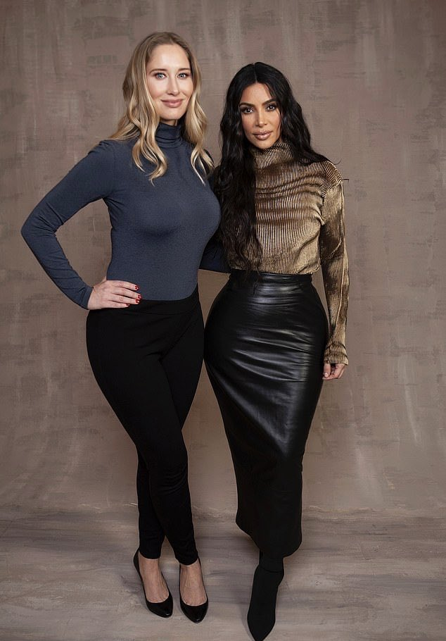 Kim & Jessica at the 2020 Winter TCA Tour in Los Angeles, CA on January 18, 2020.