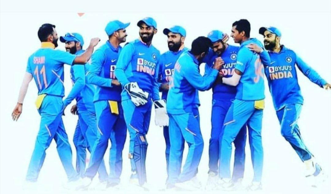 #TeamIndia #INDvsAUS  Wonderful victory We won<br>http://pic.twitter.com/tu8M6c0DAg