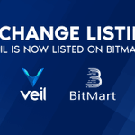 Image for the Tweet beginning: Veil is now listed on