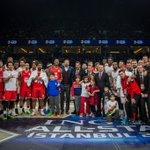 Image for the Tweet beginning: ING All-Star 2020 organizasyonunda Kırmızı