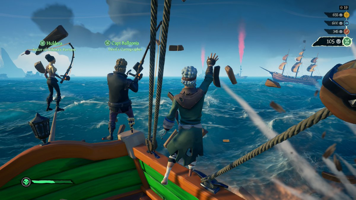@SeaOfThieves I think from this pic u can figure out where. 😂👌🍻 #SeaOfThieves #SoTShot @RareLtd. @Capt_Ballzonia