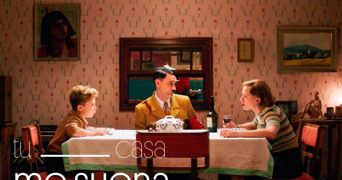 Si te gusta el cine y la decoración, tienes una cita obligada con el film Jojo Rabbit. Nominada a 6 Oscar, esta película destaca también por sus logrados interiores. vía @AD_Spain https://buff.ly/2G1SeAZ #CinemaLovers #cine #Oscars2020 #Decorartehogar #decoracion #interiorismopic.twitter.com/SYpsi2u2mP