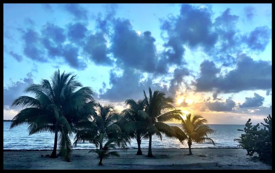 test Twitter Media - RT @karengholam: Nice sunrise in Belize!! https://t.co/3LJojKv9g9