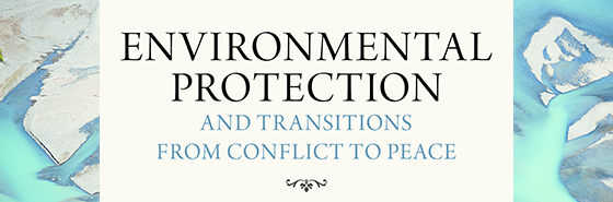 This publication from @GrotiusCentre contains some excellent thinking on legal norms and principles that could enhance the protection of the #environment after conflicts. We contributed chapters on private military and security contractors and toxic remnants of war #PERAC #intlaw