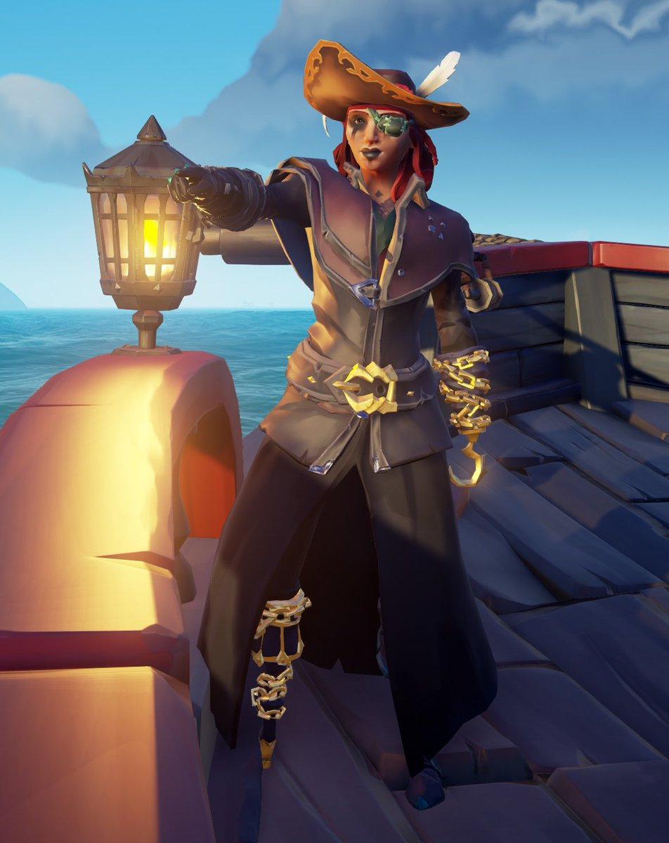 @SeaOfThieves New decade. Same style! ❤ #BeMorePirate