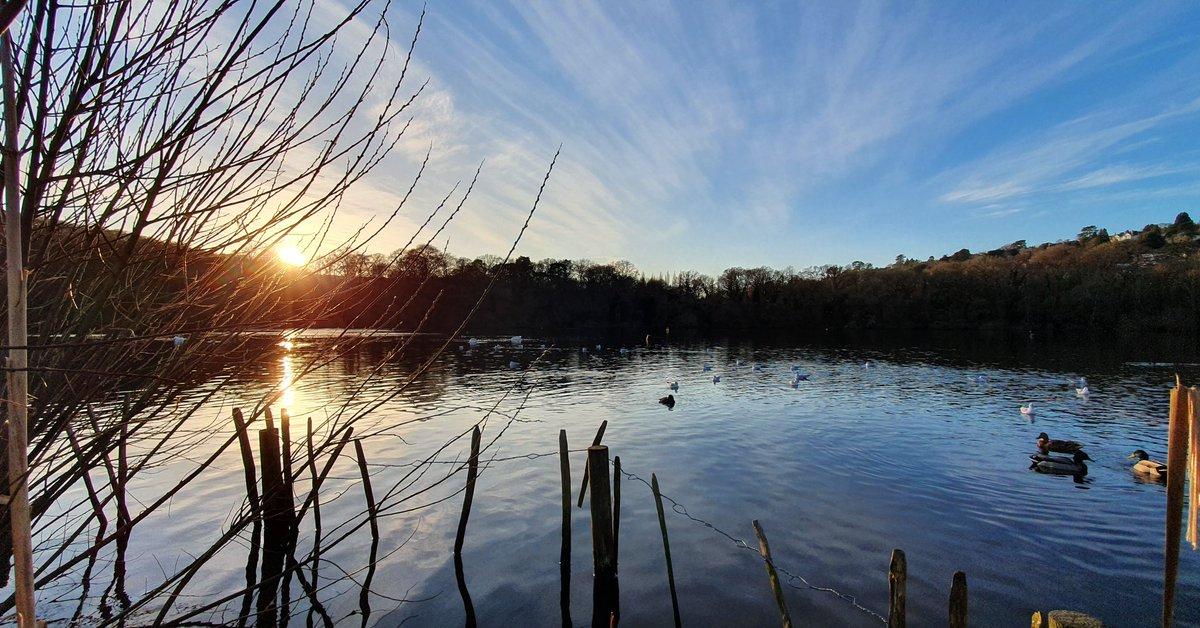 I love shooting the local lake in this light.#Decoy #newtonabbot #lake #countryside #Devon #Devonlife #visitdevon #landscape #landscapephotography #photographer #photography #smartphonephotography #amateurphotographer #amateurphotography #photo #photos #picture