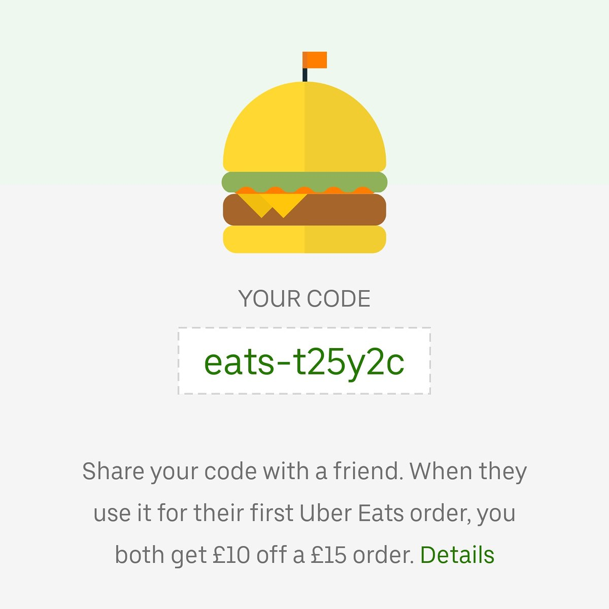 uber eats promo code free delivery
