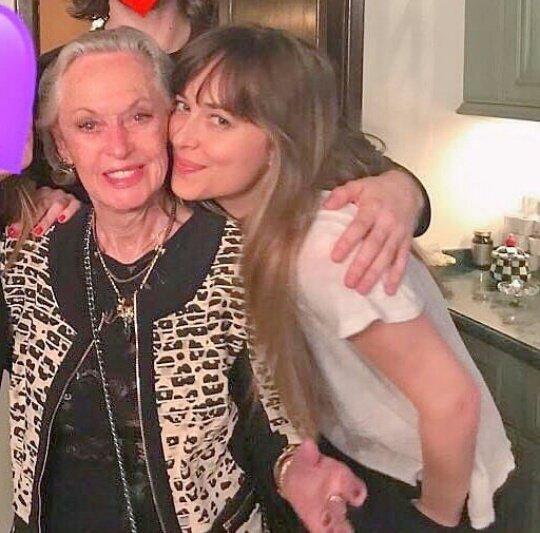 Happy 90th Birthday to Dakota\s grandmother the amazing and talented