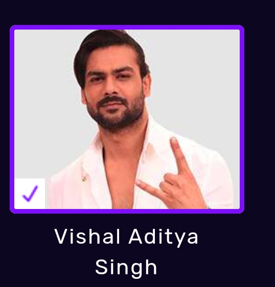 Okay show #VishalAdityaSingh how to support a loved one by voting for him next week on Voot. Like this  <br>http://pic.twitter.com/TAxCAWyFOb