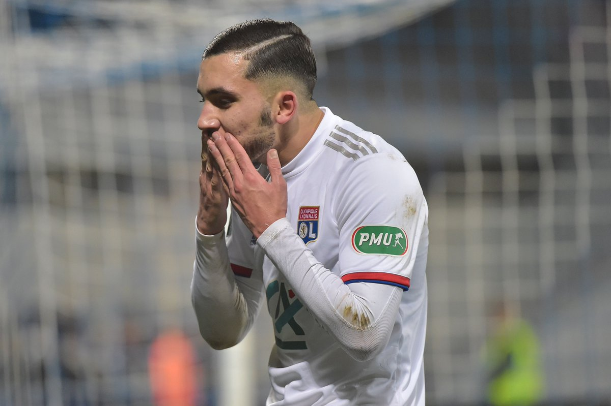 Lyon's 16-year-old Rayan Cherki in yesterday's 4-3 French Cup win over Nantes:  —90 minutes —2 goals —2 assist  One to watch  <br>http://pic.twitter.com/HhkfGo99g2