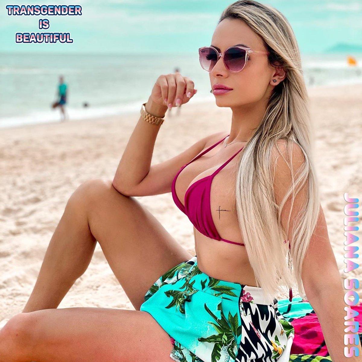 #TransIsBeautiful 🧚♀️ Juliana Soares — Beautiful #TransgenderWoman ⚧ transsingle.com #transgender #transgirls #mtf #beauty #transwoman #mtftransgende #lgbt #lgbtq #femme #girlslikeus #tgirl #tgwoman #tsgirl #transproud #julianasoares