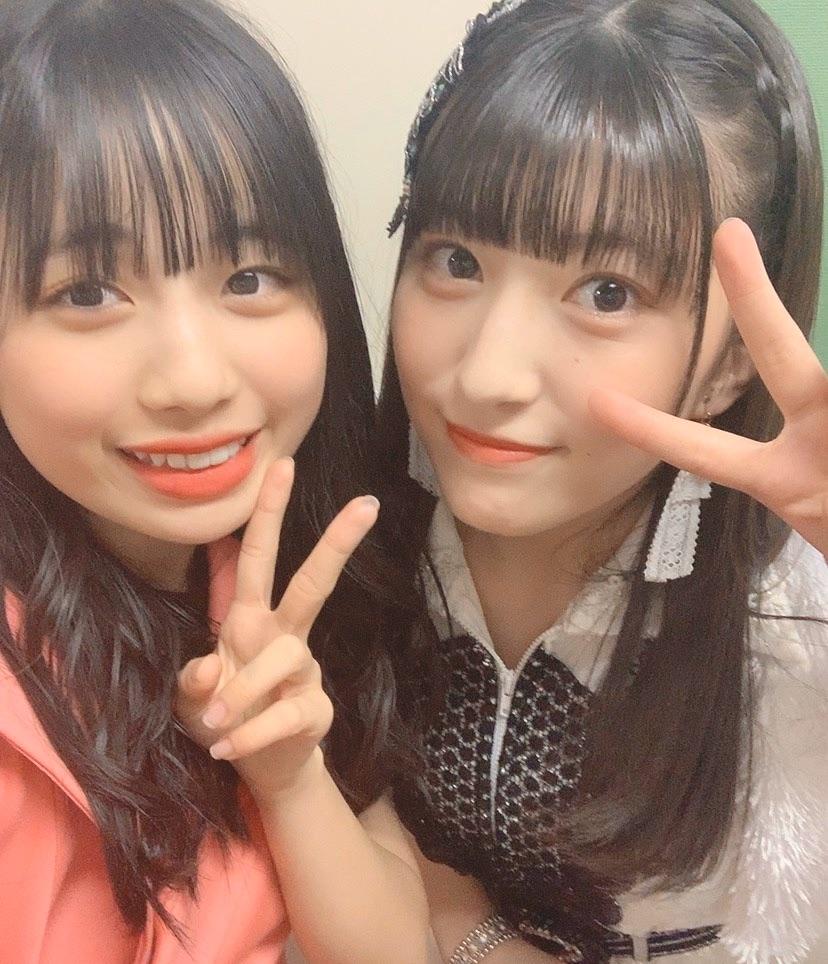 【12期 Blog】 笑顔がかわいい!羽賀朱音:…  #morningmusume20