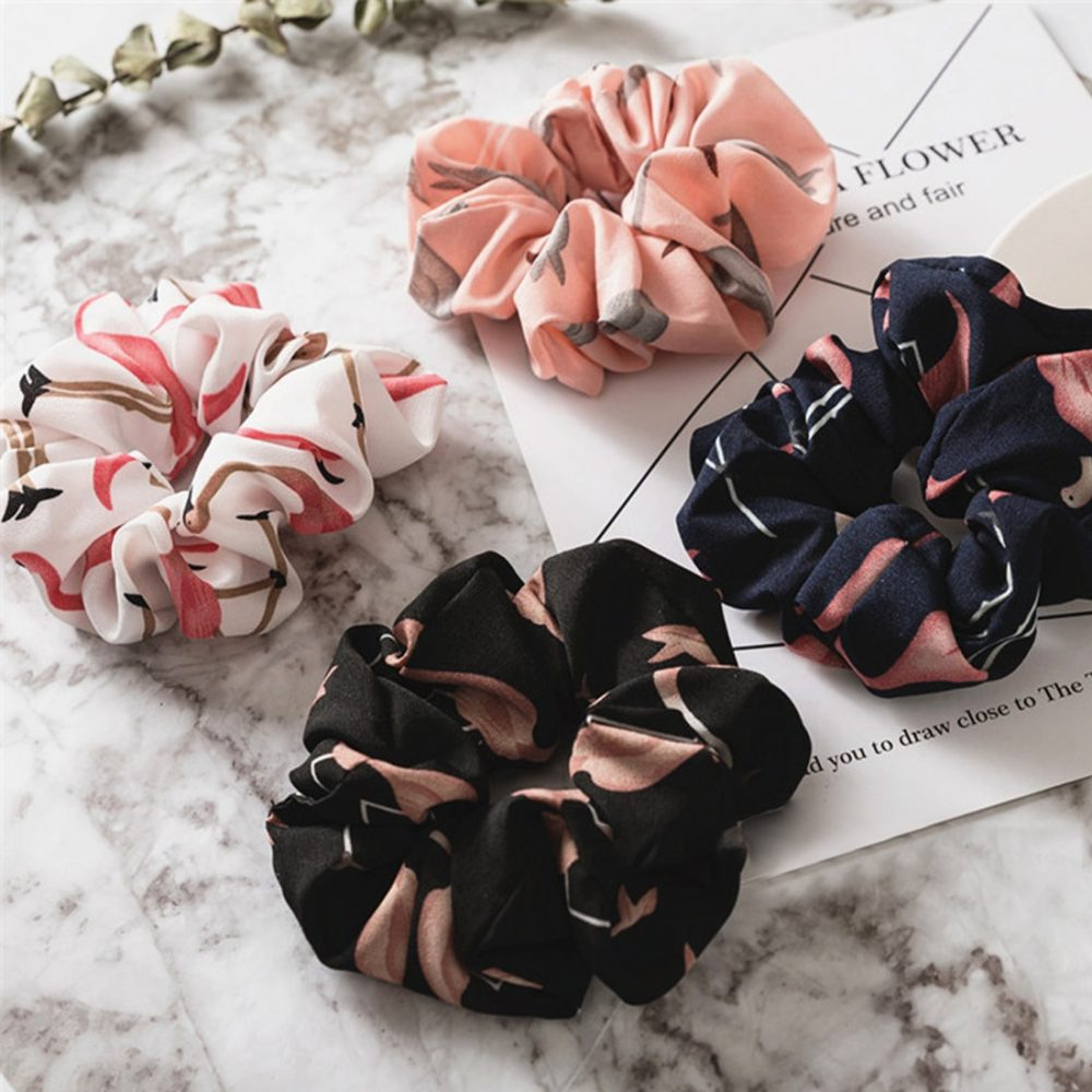 Flamingo Floral Solid Houndstooth Design Women Hair Accesorios No Crease Hair Tie Scrunchie Ponytail Hair Holder Rope http://www.bargains40000product.com/flamingo-floral-solid-houndstooth-design-women-hair-accesorios-no-crease-hair-tie-scrunchie-ponytail-hair-holder-rope/… #fashion|#tech|#home|#lifestyle