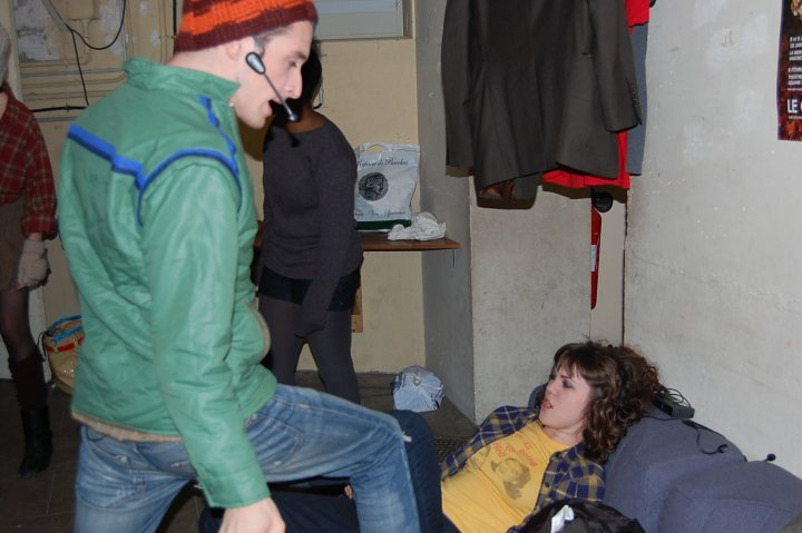 #tbt to when @vhuntercapps and I were in our uni's low-key production of #RENT in 2010.