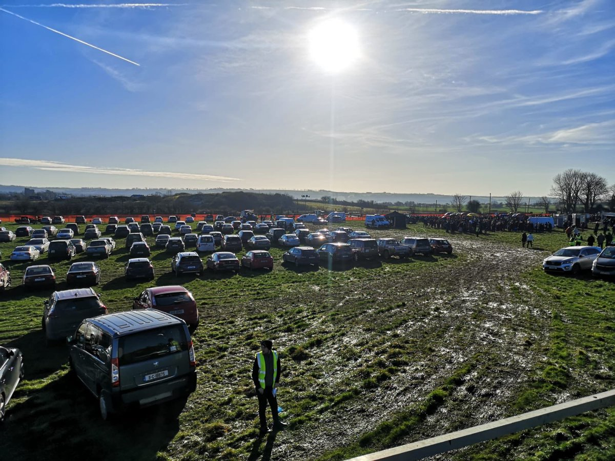 test Twitter Media - Some crowd at the first meeting at @killeaghp2p new track. Cracking day for a Point To Point! https://t.co/ZBqN0FRHqg