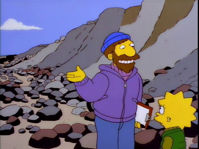 """""""You mean there's nothing left to clean?"""" """"Well, there are rocks. Thousands and thousands of rocks.""""<br>http://pic.twitter.com/tnbBZ1Pjhu"""