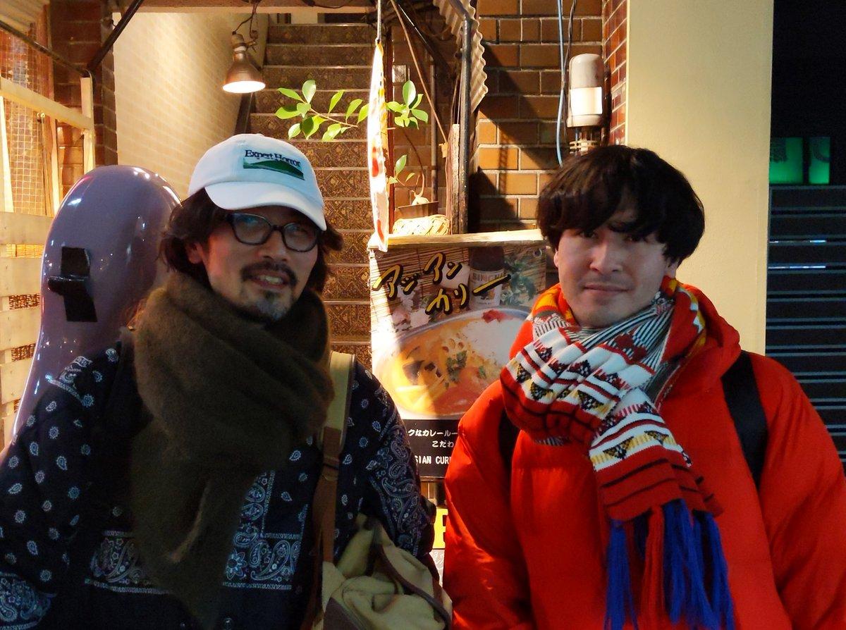 本日下北沢にてリハーサル本番はいよいよ来週です!!