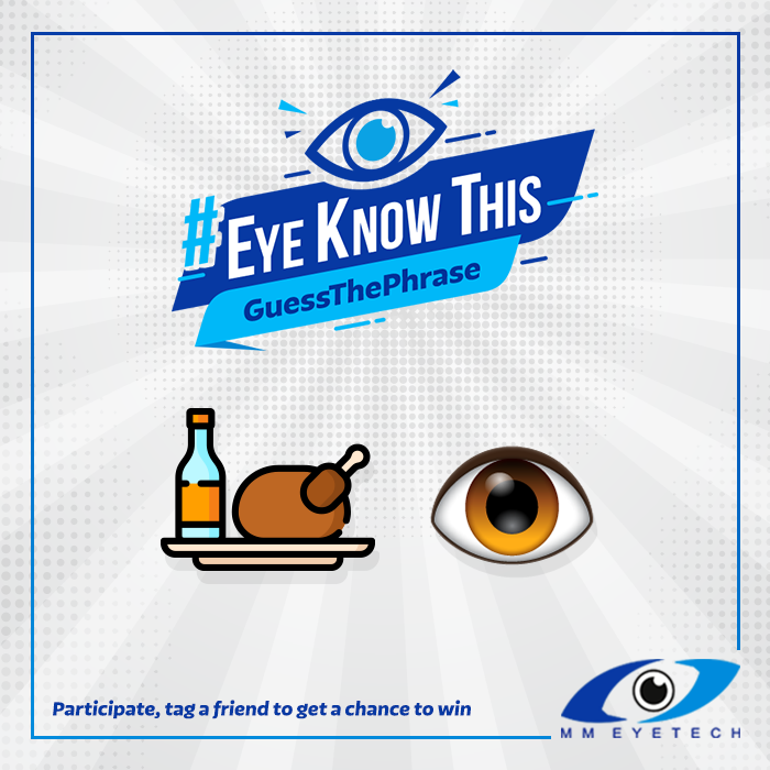 Guess this one? #EyeKnowThis Look at somebody/something & get great pleasure. #TagTheOne who gives pleasure to ur Eyes.   #TagAFriend & #GuessThePhrase to #WinBig #TommyHilfiger.#Participate #ContestAlert #ContestUpdate #MMeyetech #Hospital #Eyecare #wecare #ContestIndia #Blogger<br>http://pic.twitter.com/VqHrvGI9cM