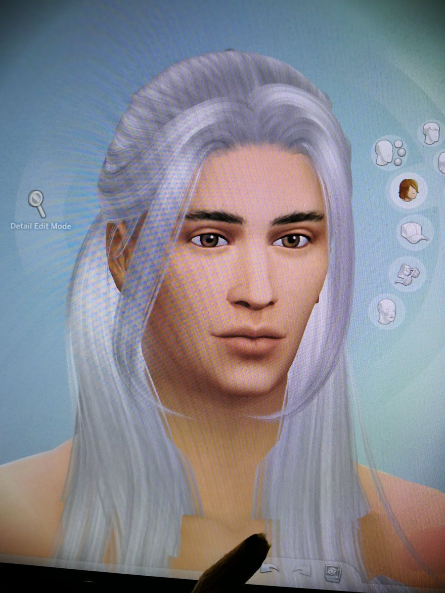 Me trying to make my mtf trans sim char.  Is this Geralt of Rivia?pic.twitter.com/lRob7P90va